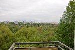 Warszawa - widok z okna