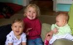 Magda, Kinga i Damian