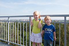 Kozacka Górka - na wieży