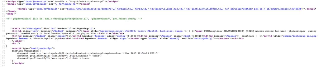 Trojmiasto.pl - source code