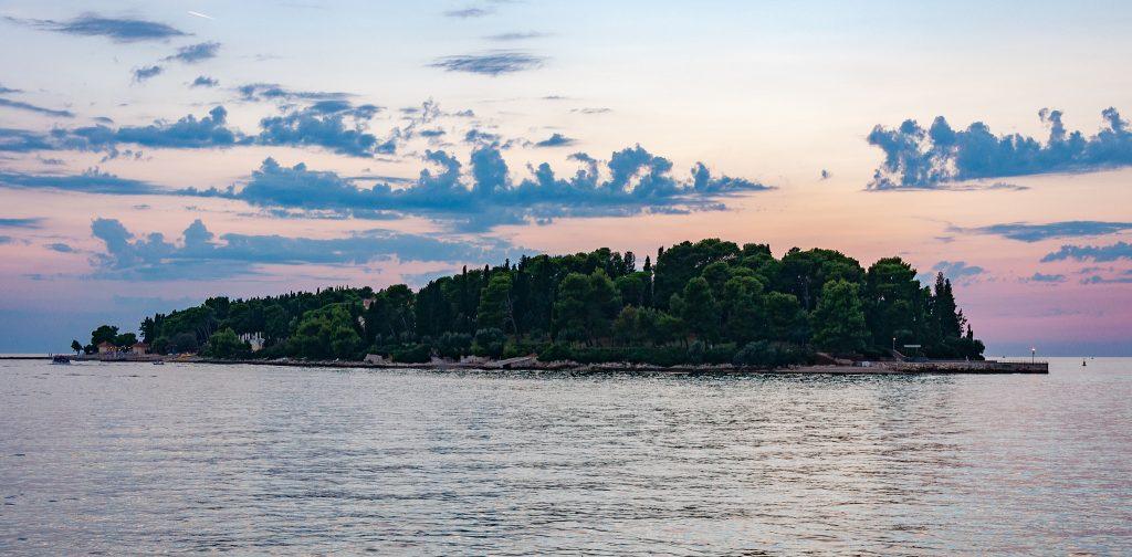 St. Catherina Island, Croatia